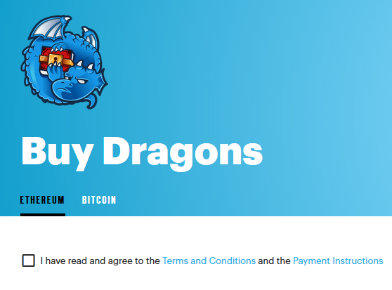 dragonchain ico anleitung terms and conditions